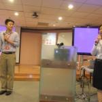 APPビジネス交流会でのプレゼン1