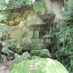 瑞厳寺  洞窟群