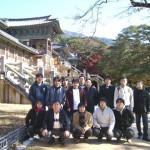 仏国寺の全景