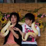 ニシキヘビ(おきなわワールド文化王国)